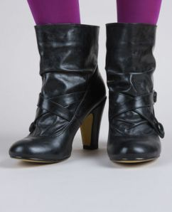 Another pair of booties at Lulus.com for $56.99