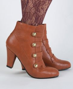 Booties at Lulus.com for $34,99