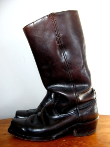 Vintage Fry Boots